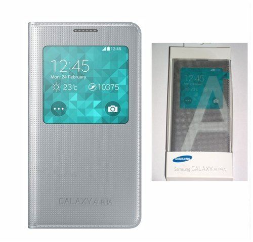 Samsung Galaxy Alpha G850F S-View Flip Cover EF-CG850